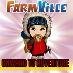 Farmville Onward to Adventure Mission