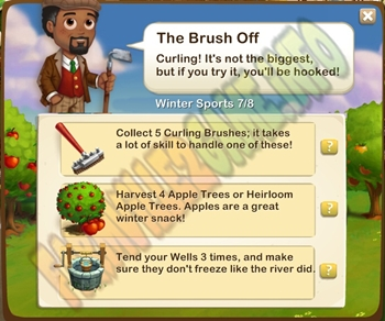 The Brush Off