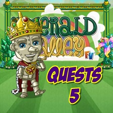 Emerald Valley Quests 5