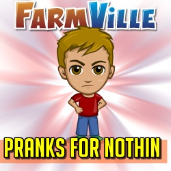 Farmville Franks for Nothin Mission