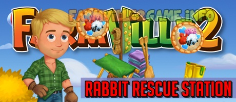 Rabbit Rescue station