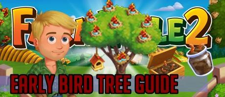 Farmville 2 Early Bird Tree