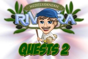 Farmville Mediterranen Riviera Quests 2