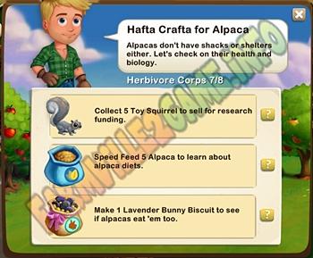 Hafta Crafta for Alpaca