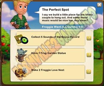 Farmville 2 The Perfect Spot