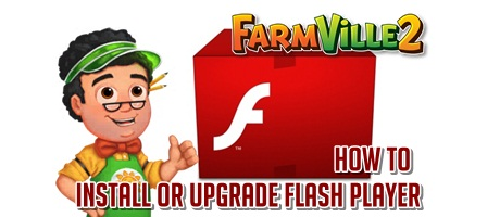 Upgrade your Flash Player