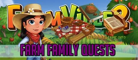 Farm Family Quests