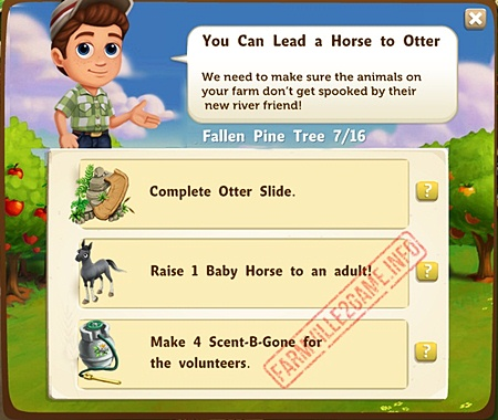 You Can Lead a Horse to Otter