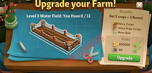Level 3 Water Fields