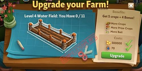 Level 4 Water Fields
