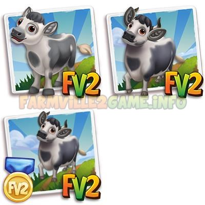 Randall Mini Cow