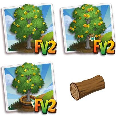 Verawood Tree