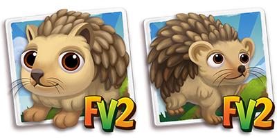 Daurian Hedgehog