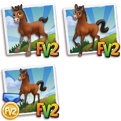 Messara Horse
