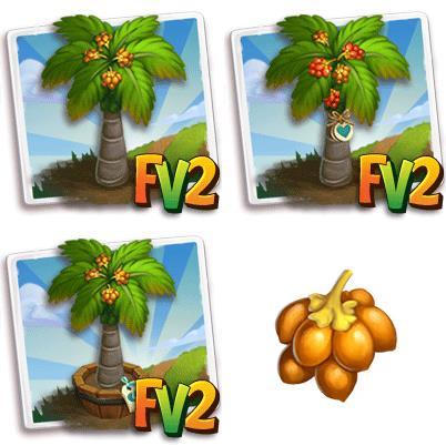Winin Palm Tree