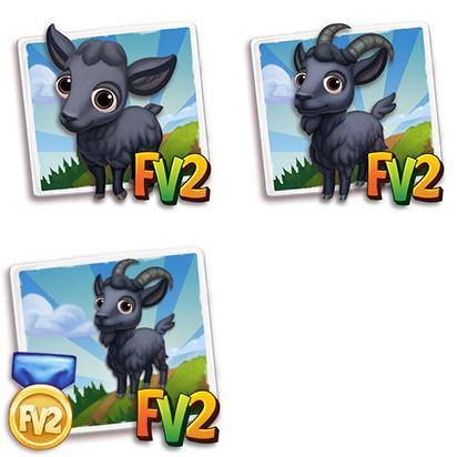 Zhiwulin Goat